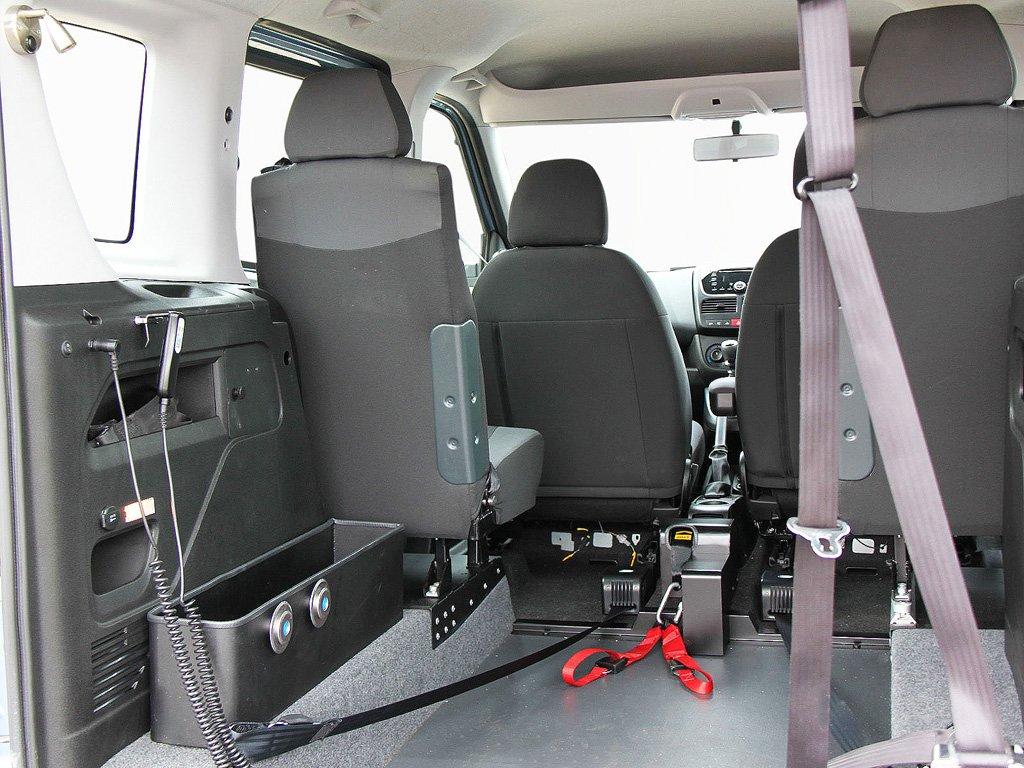 Fiat Doblo Interior - used wav for sale